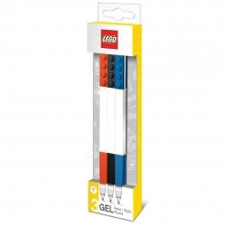 LEGO Zestaw Długopisów Żelowych 3 szt. 51513
