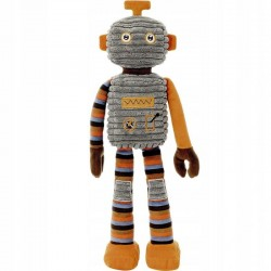 Teddykompaniet Robo Kidz PLUSZOWY ROBOT 2824