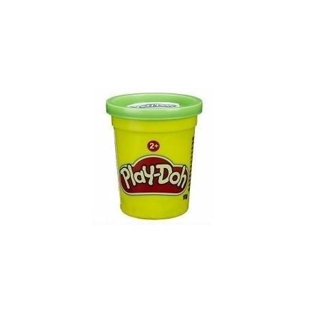 Ciastolina Play-Doh - B6756 - Pojedyncza Tuba - Kolor Zielony