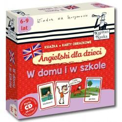 Kapitan Nauka Angielski Dla Dzieci W DOMU I W SZKOLE 6229