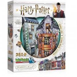 WREBBIT Puzzle 3D Harry Potter Weasley's Wizard Wheezes 0511