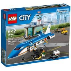 LEGO CITY 60104 Lotniskowy Terminal Pasażerski NOWOŚĆ 2016