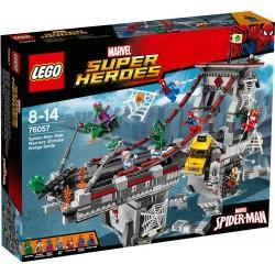LEGO SUPER HEROES 76057 Spiderman: Pajęczy Wojownik NOWOŚĆ 2016