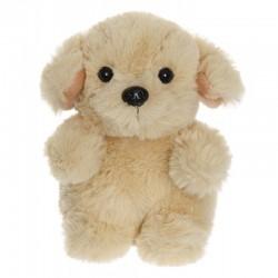 Teddykompaniet MASKOTKA Pluszak PIESEK KREMOWY 12 cm 2914