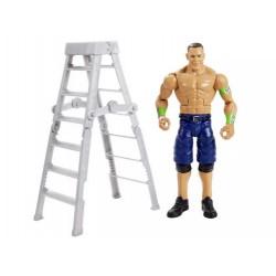 Mattel WWE Wrestling WREKKIN Figurka JOHN CENA + Akcesoria GGP04