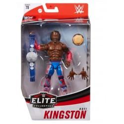 Mattel WWE Wrestling True FX Figurka KOFI KINGSTON Elite Collection GKY12