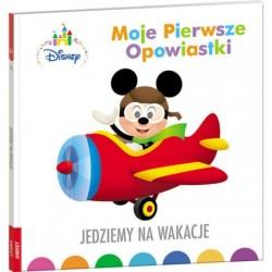 Ameet Książeczka Disney Maluch Moje Pierwsze Opowiastki JEDZIEMY NA WAKACJE 332778