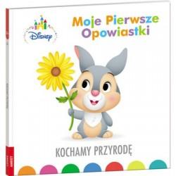 Ameet Książeczka Disney Maluch Moje Pierwsze Opowiastki KOCHAMY PRZYRODĘ 332815