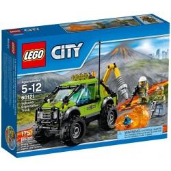 LEGO CITY 60121 Samochód Naukowców NOWOŚĆ 2016