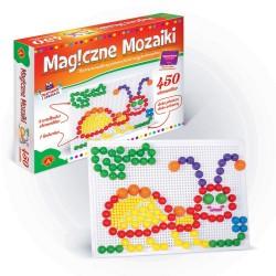 Alexander Magiczne Mozaiki Guziczki 450 el. 6605
