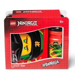 LEGO Pojemnik na Śniadanie + Bidon LUNCH BOX Lego Ninjago 4058