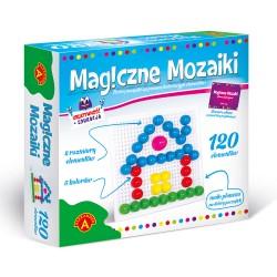 Alexander Magiczne Mozaiki Guziczki 120 el. 6612