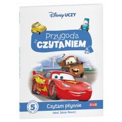 Ameet Książeczka Disney Uczy PRZYGODA Z CZYTANIEM Czytam Płynnie Auta Cars 334819