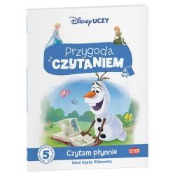 Ameet Książeczka Disney Uczy PRZYGODA Z CZYTANIEM Czytam Płynnie Kraina Lodu Frozen 333218