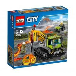 LEGO CITY 60122 Łazik Wulkaniczny NOWOŚĆ 2016