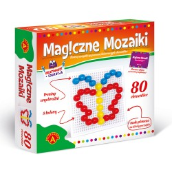 Alexander Magiczne Mozaiki Guziczki 80 el. 6575