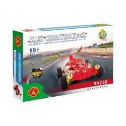 Alexander Klocki Konstrukcyjne MAŁY KONSTRUKTOR Wyścigówka Racer 1098