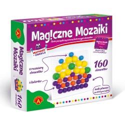 Alexander Magiczne Mozaiki Guziczki 160 el. 6650
