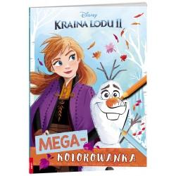 Ameet MEGA-KOLOROWANKA Kraina Lodu II Frozen II 1931