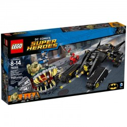 LEGO SUPER HEROES 76055 Batman: Krokodyl Zabójca NOWOŚĆ 2016