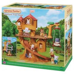 SYLVANIAN FAMILIES Adventure Tree House WYJĄTKOWY DOMEK NA DRZEWIE 5450