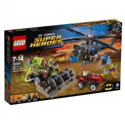 LEGO SUPER HEROES 76054 Batman: Strach na Wróble NOWOŚĆ 2016