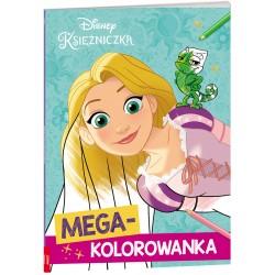 Ameet MEGA-KOLOROWANKA Księżniczki Disneya 333973