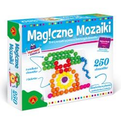 Alexander Magiczne Mozaiki Guziczki 250 el. 6629