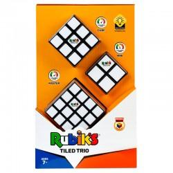 TM TOYS Układanka Logiczna KOSTKA RUBIKA Zestaw 3 Kostek 2x2 3x3 4x4 3031
