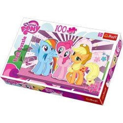 Trefl - 16228 - Puzzle 100 - My Little Pony