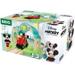 BRIO Stacja Myszki Miki Z Opcją Nagrywania 32270