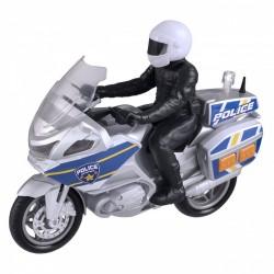 Dumel Flota Miejska MOTOCYKL POLICYJNY Światło i Dźwięk 71181