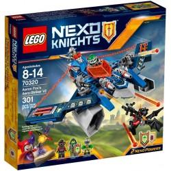 LEGO NEXO KNIGHTS 70320 Myśliwiec V2 Aarona NOWOŚĆ 2016