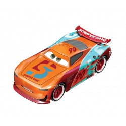 Mattel CARS AUTA Samochodzik Zmieniający Kolor Color Changers PAUL CONREV GPB00