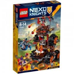 LEGO NEXO KNIGHTS 70321 Machina Oblężnicza Generała Magmara NOWOŚĆ 2016