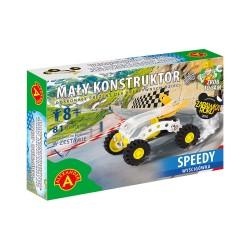 Alexander Klocki Konstrukcyjne MAŁY KONSTRUKTOR Speedy Wyścigówka 5539