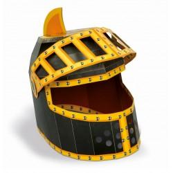 Fiesta Zrób Maskę 3D HEŁM RYCERZA 3021