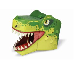 Fiesta Zrób Maskę 3D DINOZAUR T-REX 3016