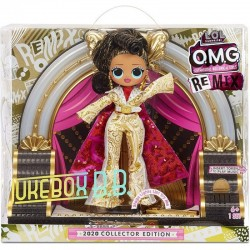 L.O.L SURPRISE O.M.G. Remix Lalka Kolekcjonerska 2020 JUKEBOX B.B. 569879