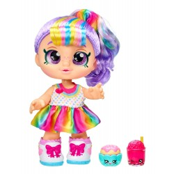 TM Toys Kindi Kids LALKA RAINBOW KATE + AKCESORIA 50023