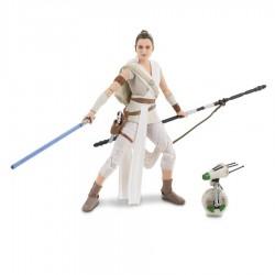 Hasbro Star Wars FIGURKA REY I D-O E4077