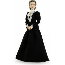 MATTEL Barbie Inspiring Women Series Lalka Kolekcjonerska SUSAN B. ANTHONY GHT84