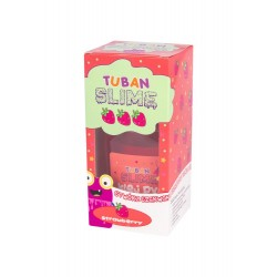 TUBAN Super Slime ZESTAW DO ROBIENIA SLIME Z BROKATEM Zapach Truskawkowy 3139