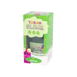 TUBAN Super Slime ZESTAW DO ROBIENIA SLIME Z BROKATEM Zapach Jabłkowy 3138