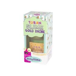 TUBAN Slime Gold Shine ZESTAW DO ROBIENIA SLIME Z BROKATEM 3143