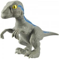 JURASSIC WORLD Rozciągliwa Figurka Dinozaur Blue 07216