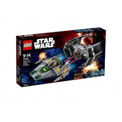 LEGO STAR WARS 75150 TIE Advanced Kontra Myśliwiec A-Wing TM NOWOŚĆ 2016