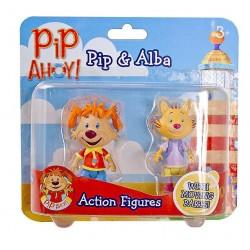 PIP AHOY! Zestaw Figurek PIP I ALBA 10205