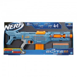 NERF Wyrzutnia Elite 2.0 ECHO CS-10 4w1 E9533