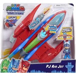 PIDŻAMERSI Odrzutowiec PJ Air Jet + Figurka Kotboya 95810